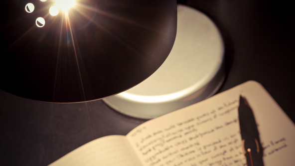 Writing by Light