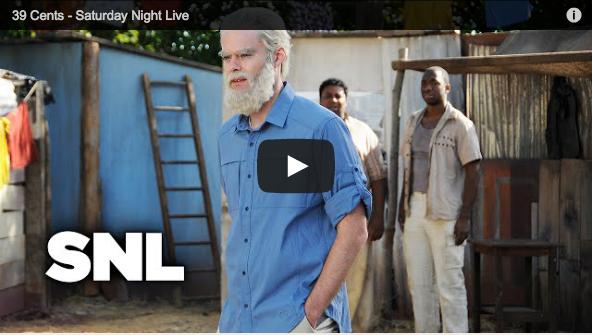 SNL 39 Cents Video